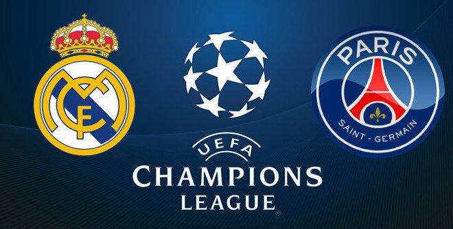 ساعت پخش زنده بازی رئال مادرید و پاریس سنت ژرمن سه شنبه 5 آذر 98