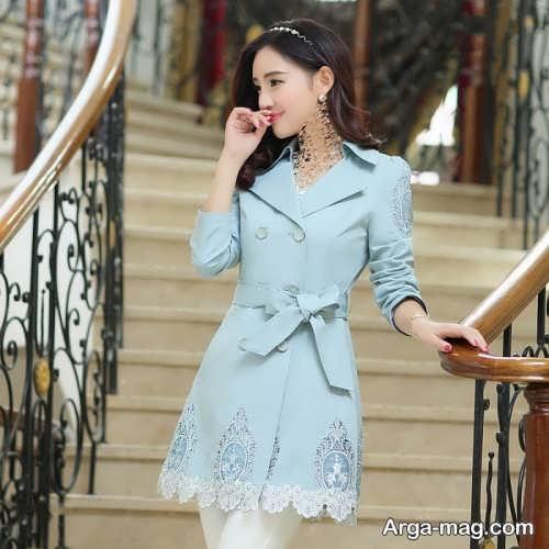 مدل مانتو عید کره ای